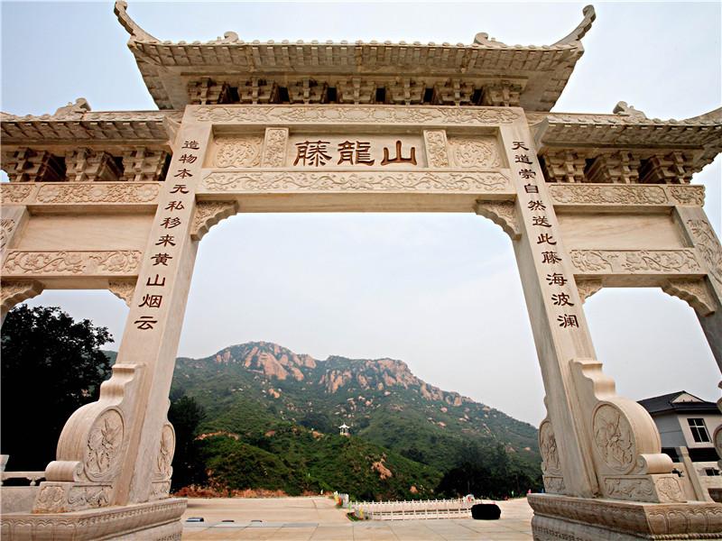 蘇州園林石雕牌坊客戶案例分享